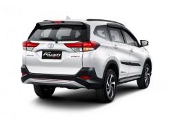 Low SUV Terlaris, Ini Harga Toyota Rush 2021