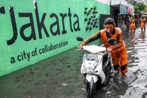 Ibu Kota Kembali Direndam Banjir Akibat Buruknya Drainase