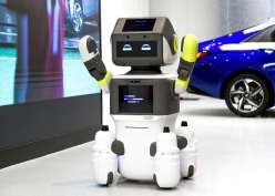 Intip Kecanggihan DAL-e, Robot Baru Buatan Hyundai Motor