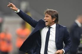 Pertengkaran Conte dan Wasit Maresca Berbuntut Sangat…