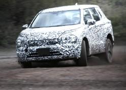 Segera Meluncur, Mitsubishi Outlander Dilengkapi Super-All Wheel Control