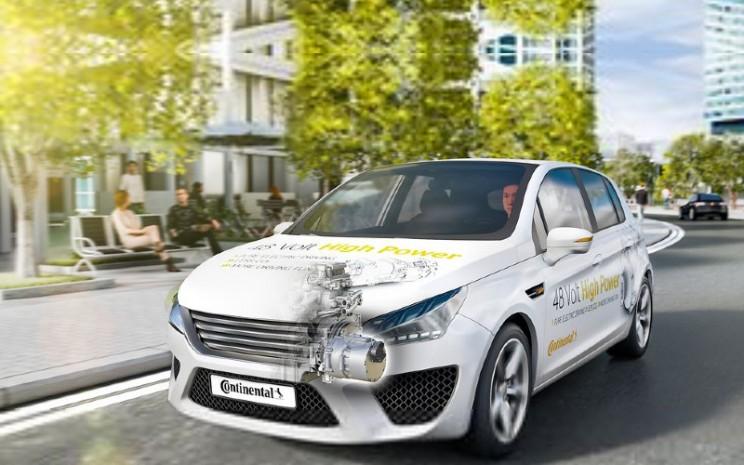 Sejak 2011, Continental telah melaksanakan Studi Mobilitas tentang berbagai topik utama secara berkala.  - Continental