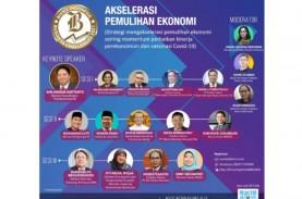 Bahas Pemulihan Ekonomi, Ridwan Kamil, Airlangga Sampai…