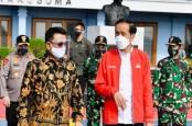 Jokowi Resmikan Tol Kayu Agung-Palembang Hari Ini