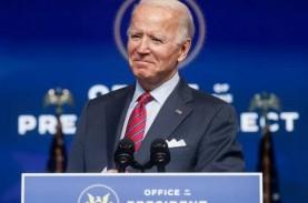 Biden Targetkan Seluruh AS Divaksinasi pada Pertengahan…