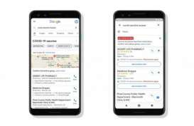 Dukung Penanganan Covid-19, Google Gelontorkan Ratusan Juta Dolar AS