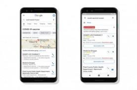 Dukung Penanganan Covid-19, Google Gelontorkan Ratusan…