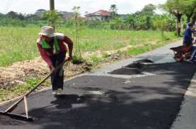 Polytama Kembali Bangun Jalan Aspal Polymer dari Sampah…