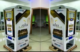 Cegah Covid-19, Kawasan Industri Makassar Pasang ATM Beras
