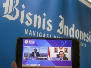 Airlangga Hingga Bos OJK Berdiskusi di BIBC Bahas Pemulihan Ekonomi Indonesia