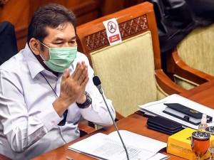Jaksa Agung Burhanuddin Bocorkan Rencana Kerja Kejaksaan Agung Pada 2021 Saat Raker Bersama DPR