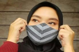 Peneliti: Cegah Virus Corona, Pakai Dua Masker Lebih…