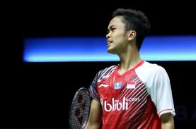 Grup BWF World Tour Finals 2020: Anthony Ginting di…