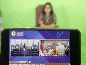 Mendag M Lutfi dan Kepala BKPM Bahlil Lahadalia Beberkan Progam Pemulihan Ekonomi Dalam Acara BIBC 2021