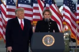 DPR AS Serahkan Dokumen Pemakzulan Trump ke Meja Senat