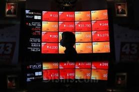 IHSG Terkapar, BBCA dan TLKM Jadi Sasaran Aksi Jual Asing