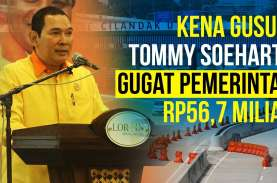 Gara-gara Lahan Tergusur Proyek Tol, Tommy Soeharto…