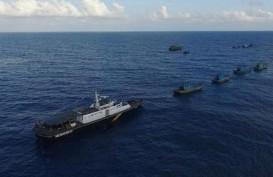 Gelar Operasi di Selat Malaka, KKP Amankan 3 Kapal Ikan