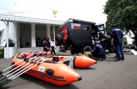 Satgas Citarum Harum Terima Mobil Pengawasan Lapangan dari KLHK