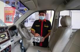 Dokter Mobil Hadirkan Layanan Penghilang Serangga di Kabin