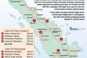 Sah! Pelabuhan Bakauheni-Palembang Kini Tersambung Jalan tol