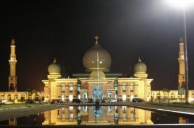 Riau Lanjutkan Pembangunan Masjid Raya Dengan Anggaran…