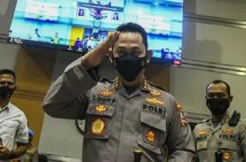 Besok, Jokowi Bakal Lantik Listyo Sigit Jadi Kapolri
