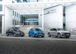 Audi Lampaui Target Armada CO2 Eropa 2020