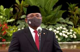 Menag Yaqut Sowan ke PBNU, Sampaikan Pesan Jokowi soal Kemandirian Pesantren