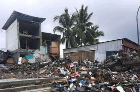 BNPB: 221 Bencana Alam Terjadi di Indonesia Hingga…