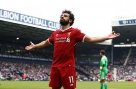 Tottenham vs Liverpool, Posisi Top Skor Salah Terancam…