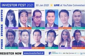 Investor Fest 2021 Kupas Investasi dari Forex dan…