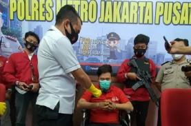 Buron 3 Bulan, Polisi Tembak Tersangka Pembegal Perwira…