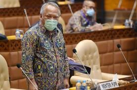 Kementerian PUPR: Refocusing Anggaran 2021 Anjlok…