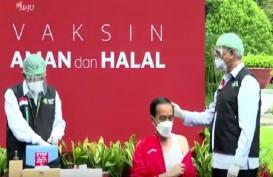 Siap-Siap, Jokowi Disuntik Vaksin CoronaVac Hari Ini