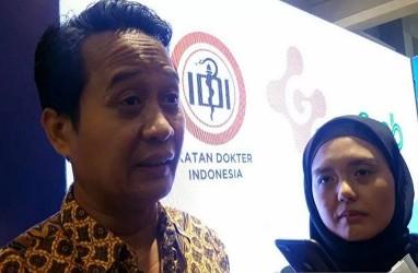 Pesan Ketua IDI kepada Tenaga Kesehatan: Jangan Takut Divaksin!