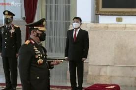 Dilantik Jokowi, LPSK Beberkan PR Kapolri Baru Jenderal…