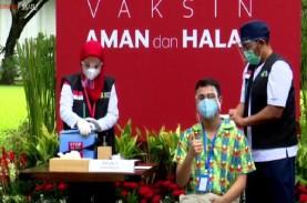 Vaksinasi CoronaVac Dosis Kedua, Raffi Ahmad: Kayak…
