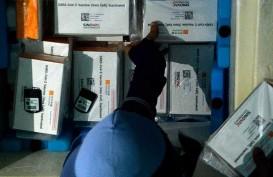 Polresta Cirebon Amankan Proses Pendistribusian Vaksin Covid-19