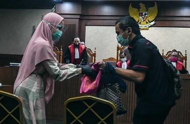 Sampaikan Duplik, Pinangki Minta Dibebaskan dari Dakwaan Jaksa