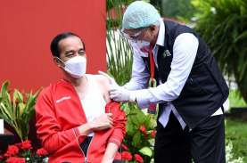 Presiden Jokowi Sudah Divaksin Covid-19 Kok Divaksin…