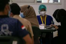 Progres Program Vaksinasi Gotong Royong, Ini Perkembangannya…