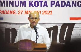 Perumda Air Minum Kota Padang Bukukan Laba 2020 Rp3,3 Miliar
