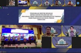 Paling Patuh Soal SPT, Kanwil DJP Jabar I Raih Penghargaan…