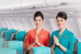 HUT Ke-72, Garuda Indonesia Tebar Diskon 60 Persen…