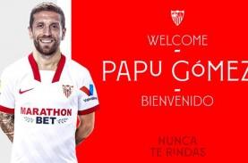 Kapten Tim Atalanta Papu Gomez Sekarang Berseragam…