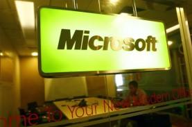 Penjualan Microsoft Naik 17 Persen, Terdongkrak Komputasi…