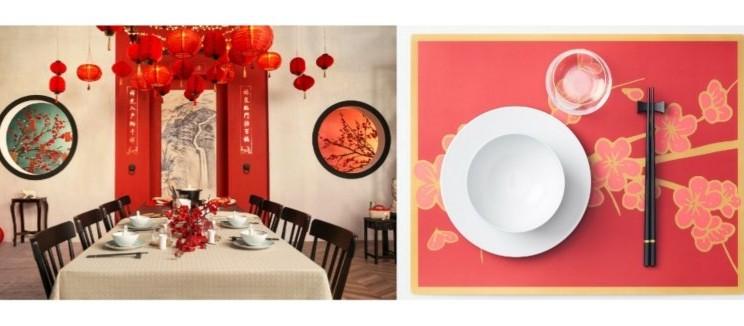 Hiasan Imlek di rumah untuk memeriahkan suasana pergantian tahun China. - istimewa