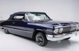 Mobil Chevrolet Impala 1963 Milik Kobe Bryant Dilelang