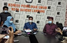 MA Perintahkan KPU Bandar Lampung Cabut Diskualifikasi Eva-Deddy